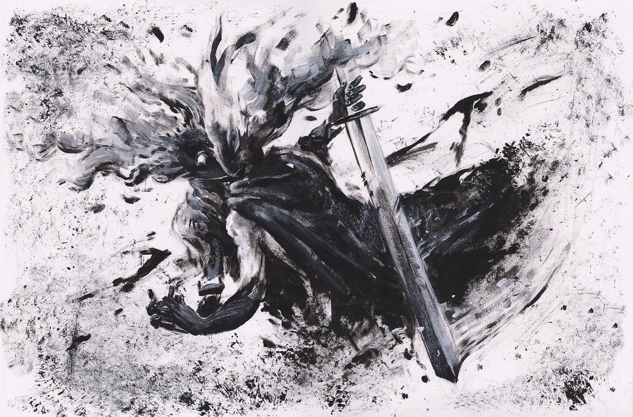 Demon Black Kiss by MAliceMiisha
