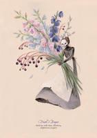 Tea Series - Death's Bouquet by MAliceMiisha