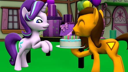 Happy Birthday Starlight
