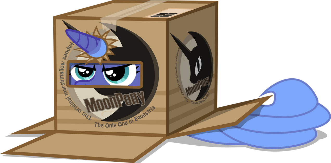 I'm Living in a Box by Groxy-Cyber-Soul