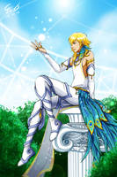 P.Commissh : Prince Solan by cerae28