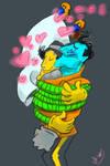 GGs: I love you, col.