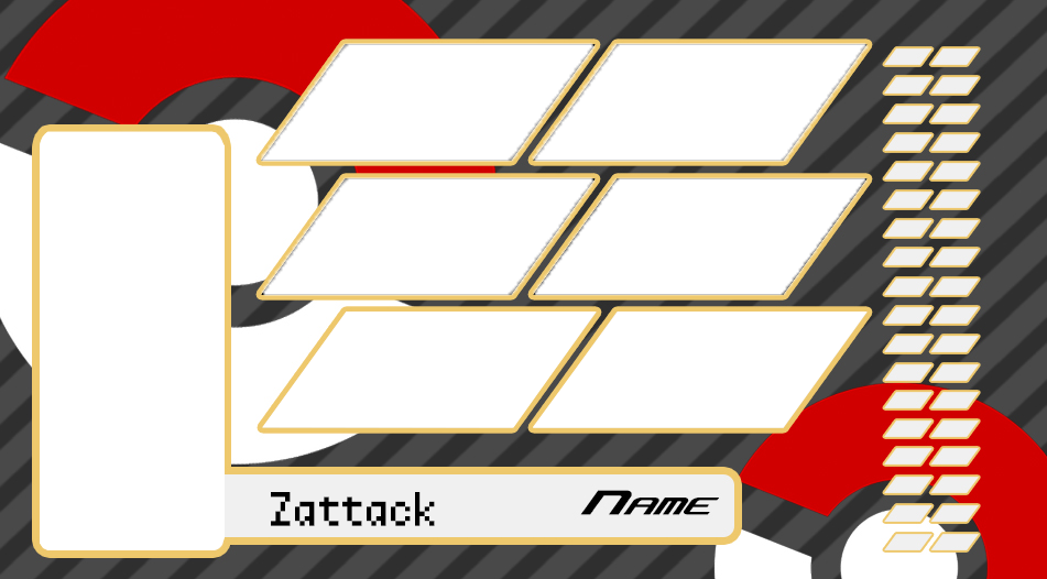 Zattack Trainer Card by asuka-S