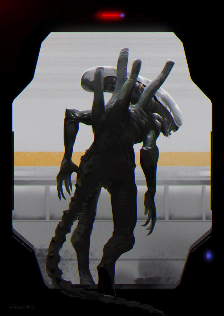 Aliens by Rukkits