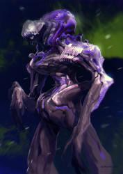 Alienx by Rukkits