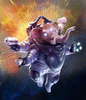 Ganesh by Rukkits