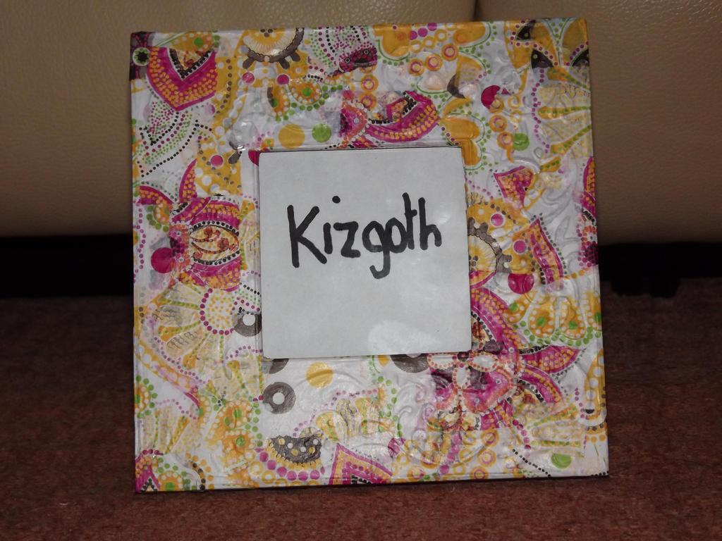 Decoupage Photo frame 1 by kizgoth on DeviantArt