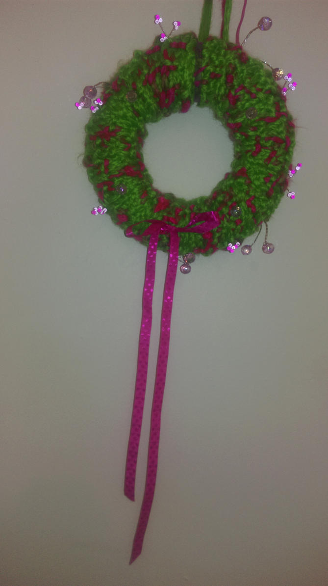 Wreath by kizgoth