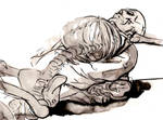 Figure Drawing: Frank.