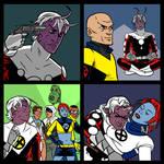 Guy Smith: X-Force.