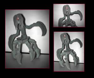 Terata Plague Mantis by axelgnt
