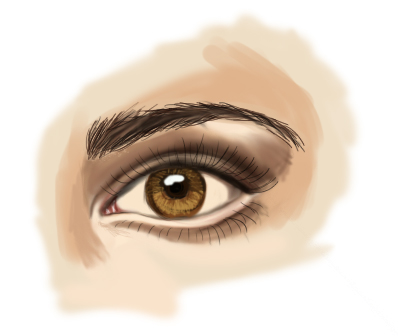 Eye Practice by Antu