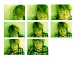 My photo check green