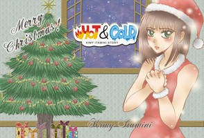 Kimy Itamini wishes a Merry Christmas!