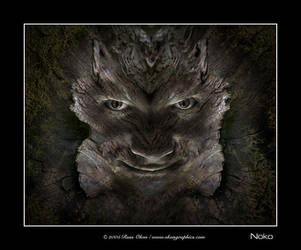 Forrest Dweller by Noko