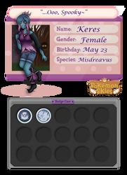 PKMN Skies Keres ID by wolfmoon24