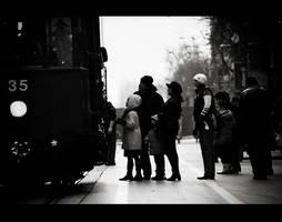 around the city 45 by pstoev