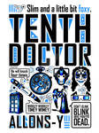 Tenth Doctor: Poster