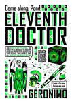 Eleventh Doctor: Poster