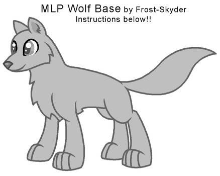 MLP Wolf Base - Free