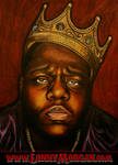 Biggie Smalls aka Nortious BIG
