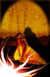 Bride on Fire