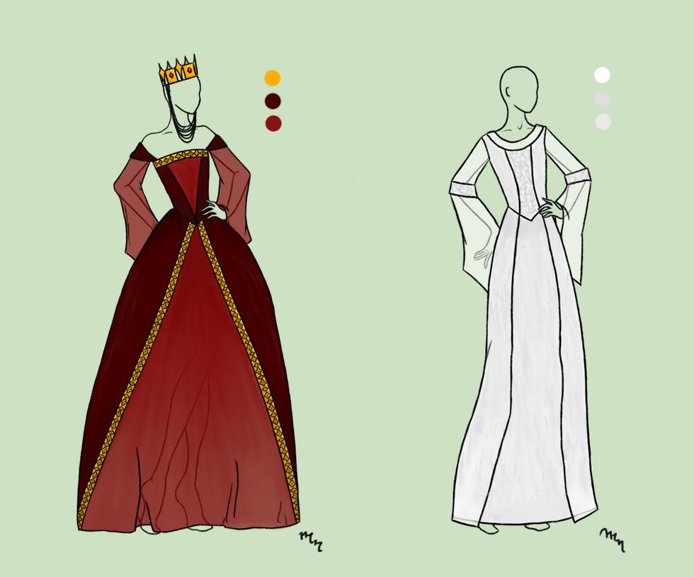 Lady Macbeth Elizabeth...