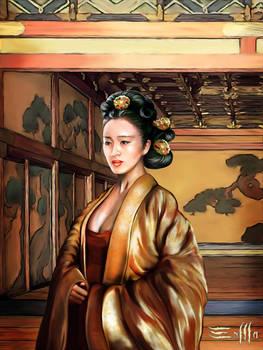 La signora Xiongshou