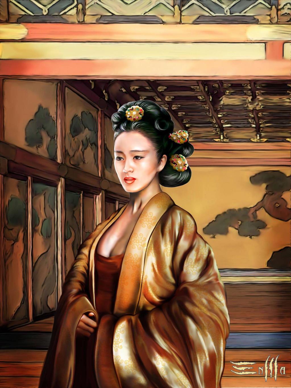 La signora Xiongshou by ENMA8287