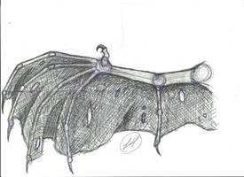 wing :3 by sneezydragon