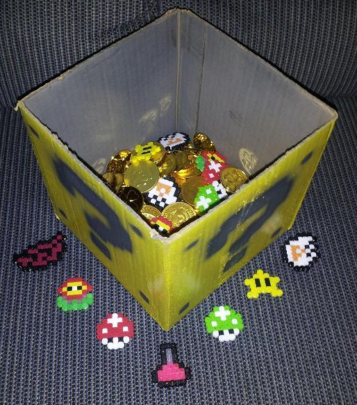 Block of Super Goodies by Undertakoshi