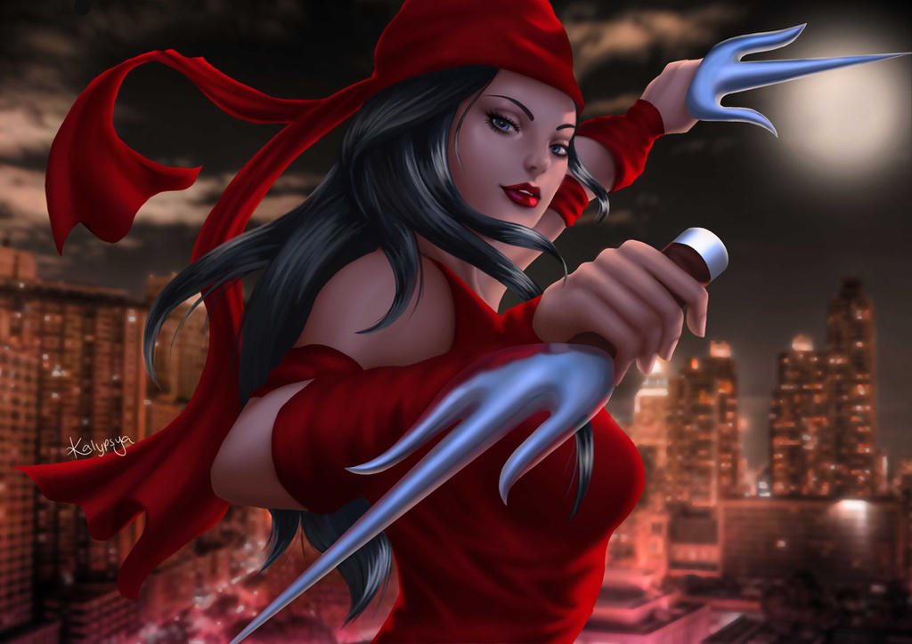 Pubg By Sodano On Deviantart: Elektra By Kalypsya On DeviantArt