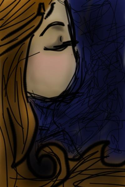 katara sketch by luliiiluuu