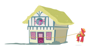 Berry Punch's House by delectablecoffee