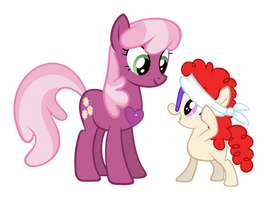 Pin The Heart On The Pony by delectablecoffee