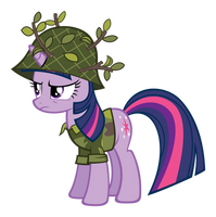 Lt. Sparkle by delectablecoffee