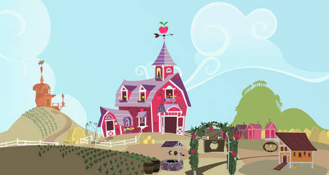Sweet Apple Acres by delectablecoffee
