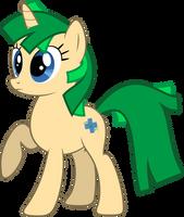 Science OC Pony