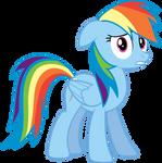 Concerned Rainbow Dash