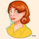 Penny - STARDEW VALLEY by Bbartis