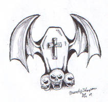 coffin by DarkZoneRomana