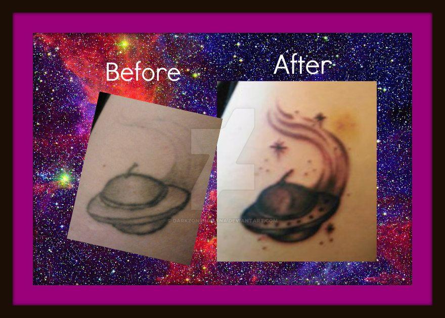 My improved tattoo by DarkZoneRomana