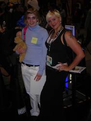 Comic Con and Jimmy by PiranhaMae