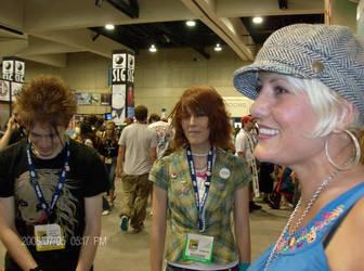 Comic Con 2008 4 by PiranhaMae