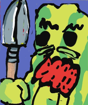 Steven Universe Watermelon Warrior