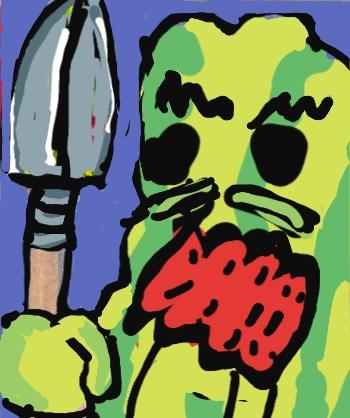 Steven Universe Watermelon Warrior