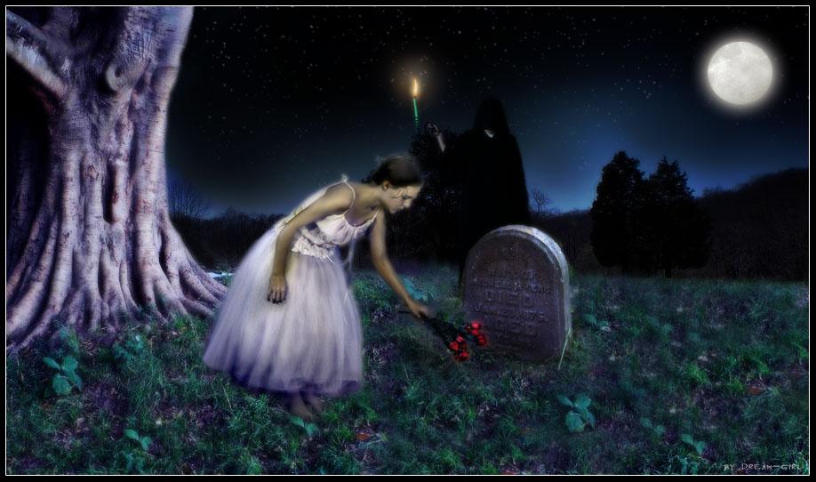 Death Love By Dreamfall Girl