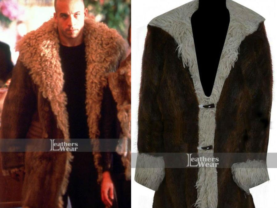 Vin Diesel Xxx Coat