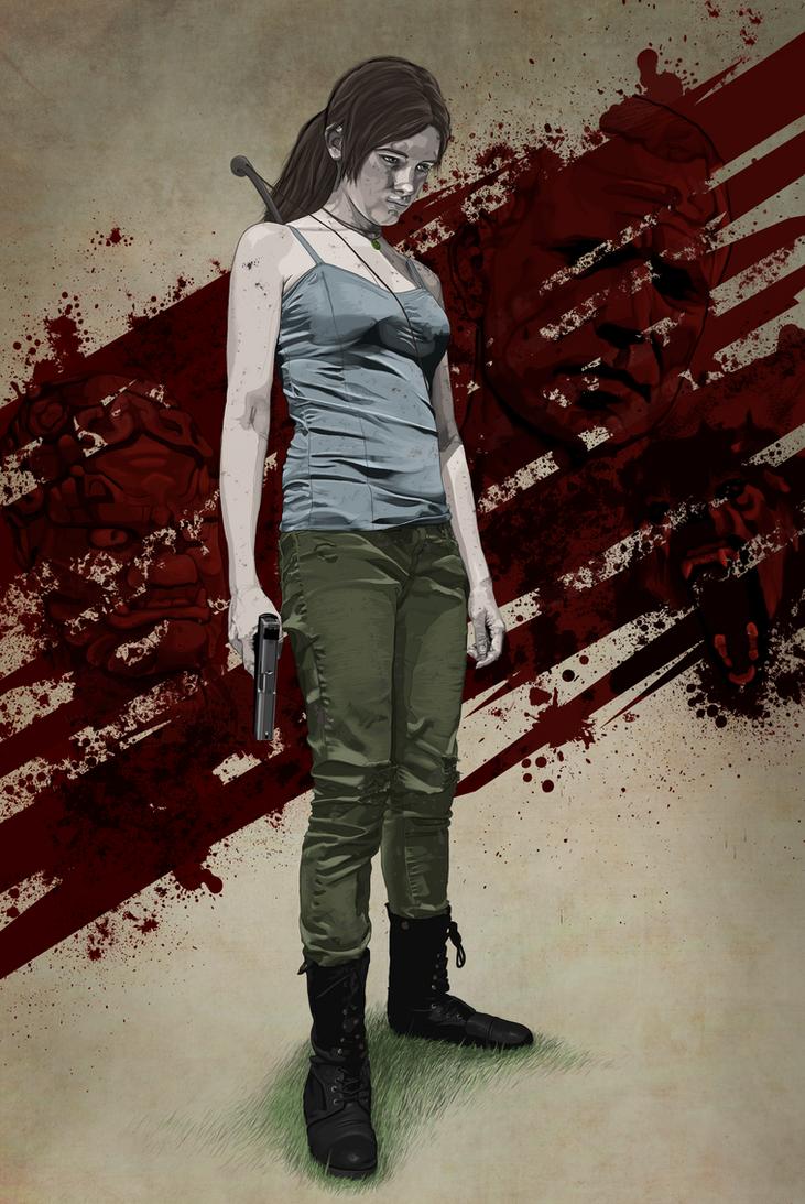 Lara Croft Reborn by Seraphartman