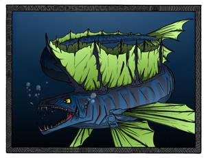 Eel/Fish Monster